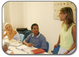 Our Italian Language standard courses